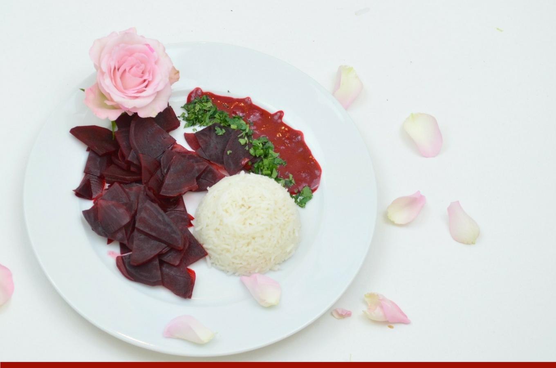 Rote-Beete-Gemüse