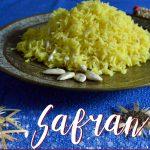 Fein und lecker: Safran-Reis mit Mandeln