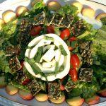 Erfrischender Sommersalat