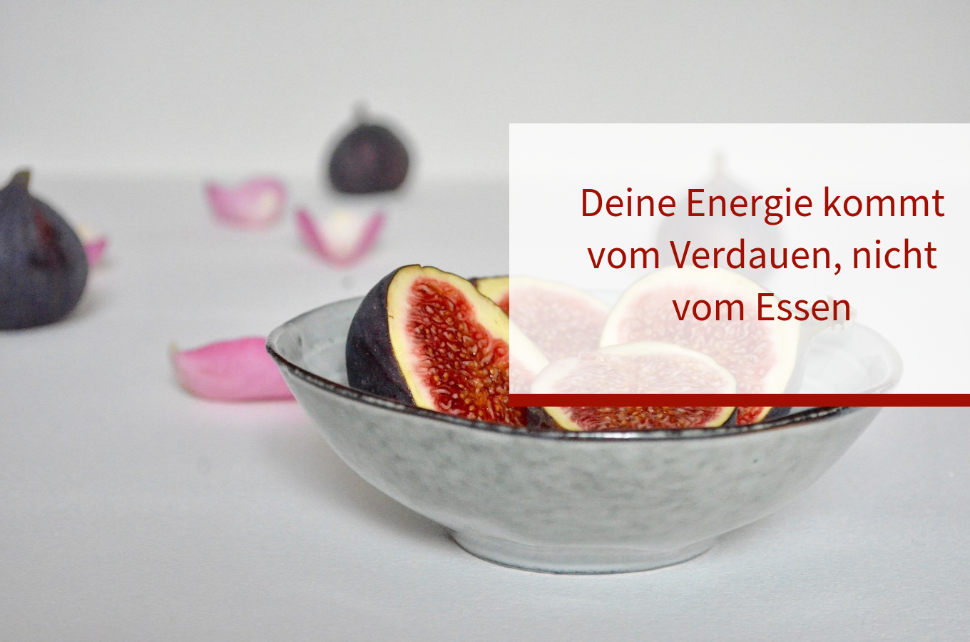 Essenspausen im Ayurveda