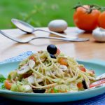 Ayurvedischer Spaghetti-Salat